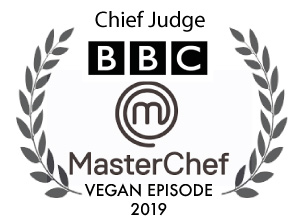 Masterchef Vegan Judge